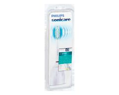 Image du produit Philips - Sonicare e-Series têtes de brosse à dents sonique standard, 2 unités