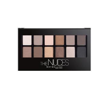 Expert Wear Palette ombres à paupières, 9,6 g, The Nudes