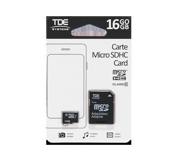 Carte micro SDHC, 1 unité