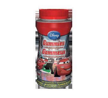 Image du produit Disney - Gommeux multivitamines Cars, 180 unités, raisin, orange et cerise