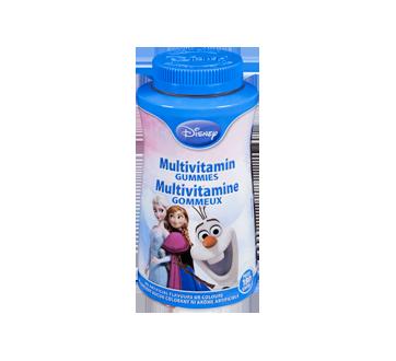 Image du produit Disney - Gommeux multivitamines La Reine des Neiges, 180 unités