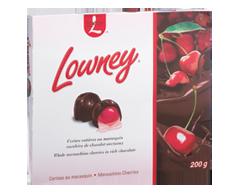 Image du produit Hershey - Lowney cerises au marasquin, 200 g