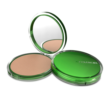Clean peau sensible poudre pressée, 10 g