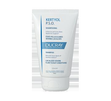 Kertyol P.S.O. shampooing traitant kératoréducteur, 125 ml