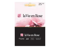 Image du produit Incomm - Carte-cadeau La Vie en Rose de 25 $