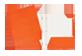 Vignette du produit Geo - Portfolio carton laminé, 1 unité, orange