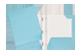 Vignette du produit Geo - Portfolio carton laminé, 1 unité, bleu