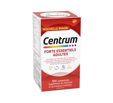 Image 2 du produit Centrum - Forte supplément, 100 unités