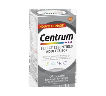 Image 1 du produit Centrum - Select supplément, 100 unités