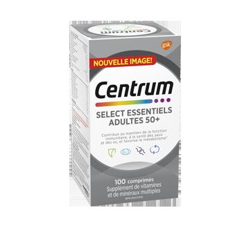 Image 2 du produit Centrum - Select supplément, 100 unités