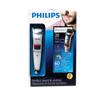 075020032232 upc philips beard and stubble trimmer qt4014 16sg. Black Bedroom Furniture Sets. Home Design Ideas