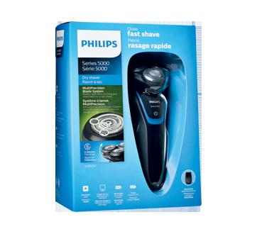 Shaver Series 5000 rasoir électrique pour peau sèche, 1 unité