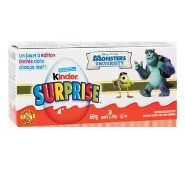 Image 2 du produit Ferrero Canada Limited - Kinder Surprise, 3 x 20 g
