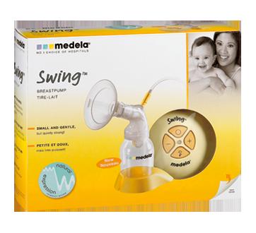 Image 1 du produit Medela - Swing tire-lait électrique, 1 unité