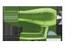 Vignette 4 du produit Infiniti Pro par Conair - Sèche-cheveux professionnel à moteur CA de 1875 watts, 1 unité