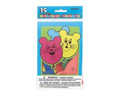 Image du produit Unique - Ballons souris, 15 unités