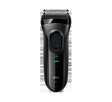 Image 2 du produit Braun - ProSkin Series 3 rasoir, 1 unité, noir
