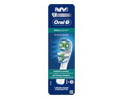 Image du produit Oral-B - DualClean brossette de rechange pour brosse à dents électrique, 3 unités