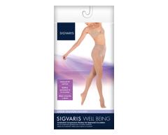 Image du produit Sigvaris - Sheer Fashion pour femmes 120, Collant, taille A, noir