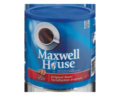 Image du produit Maxwell House - Café moulu torréfaction originale, 925 g