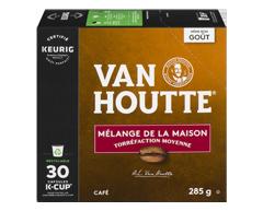 Image du produit Van Houtte - K-Cup capsules de café mélange de la maison, 30 unités, mi-noir