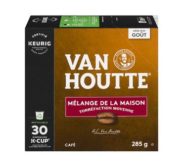 K-Cup capsules de café mélange de la maison, 30 unités, mi-noir