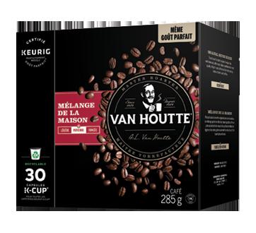 Image 2 du produit Van Houtte - K-Cup capsules de café mélange de la maison, 30 unités, mi-noir