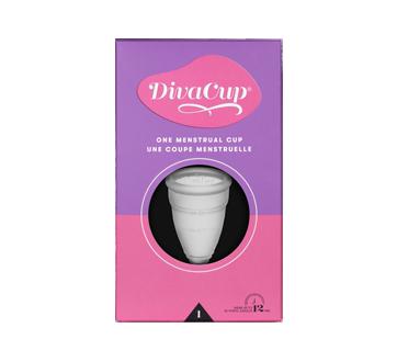 The Diva Cup coupe menstruelle modèle 1, 1 unité