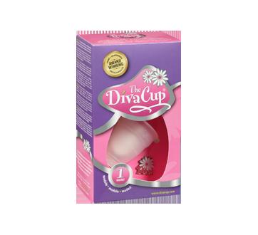 Image 2 du produit Diva International Inc. - DivaCup coupe menstruelle, 1 unité, modèle 1