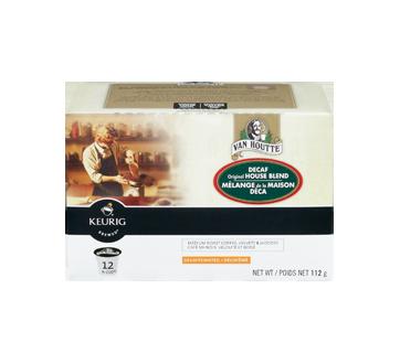 Image 3 du produit Van Houtte - Mélange maison décaféiné, dosette, 12's