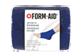 Vignette du produit Formedica - Bandage sport, 1 unité, longueur étirée: 10 cm x 4.6 m, bleu