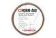 Vignette du produit Formedica - Bandage élastique auto-adhérent, 1 unité, longueur étirée : 2,5 cm x 4.6 m, beige