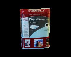 Image du produit Formedica - Piqués à usage unique, 20 unités
