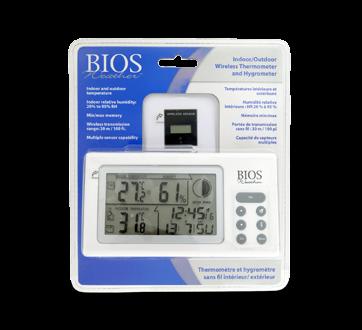 Thermomètre/hygromètre, 1 unité