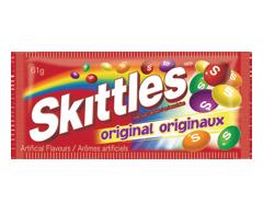 Image du produit Skittles - Bonbons, 61 g, originaux