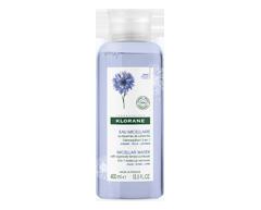 Image du produit Klorane Bleuet - Eau florale démaquillante apaisante - Visage et yeux, 400 ml