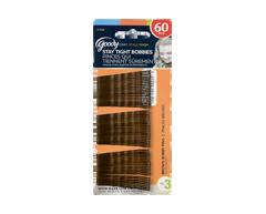 Image du produit Goody - Pinces à cheveux, 60 unités, brun