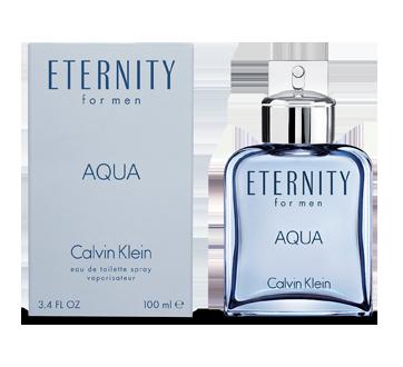 eternity aqua eau de toilette pour hommes 100 ml calvin klein cadeaux de moins de 50. Black Bedroom Furniture Sets. Home Design Ideas