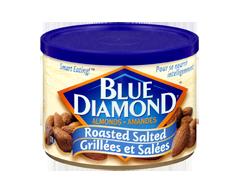 Image du produit Blue Diamond - Amandes grillées et salées, 170 g