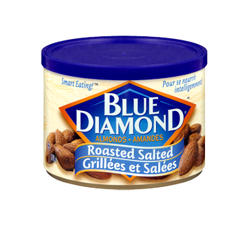 Amandes grillées et salées, 170 g