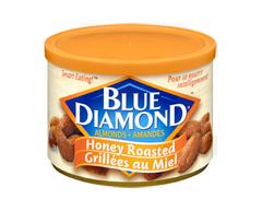 Image du produit Blue Diamond - Amandes grillées au miel, 170 g