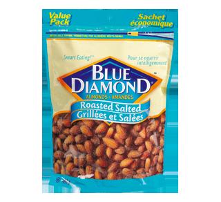 amandes grill es et sal es 454 g blue diamond avec sel jean coutu. Black Bedroom Furniture Sets. Home Design Ideas
