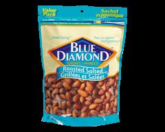 Image du produit Blue Diamond - Amandes grillées et salées, 454 g
