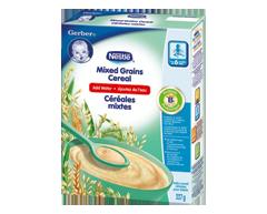 Image du produit Nestlé - Gerber céréales mixtes, 227 g