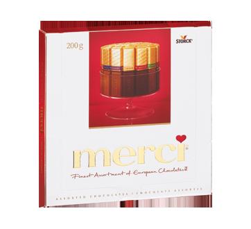 Chocolats assortis, 200 g