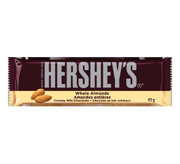Hershey's amandes entières, 43 g