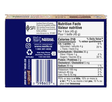 Image 2 du produit Nestlé - Smarties chocolat au lait enrobé d'une coquille de sucre, 45 g