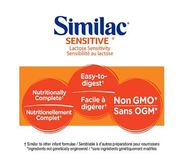 Image 3 du produit Similac - Similac Sensitive, en liquide concentré, 12 x 385 ml