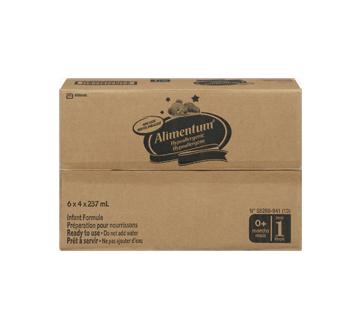 Préparation pour nourissons, 24 x 237 ml