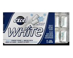 Image du produit Excel - Excel White menthe glacée, 12 morceaux